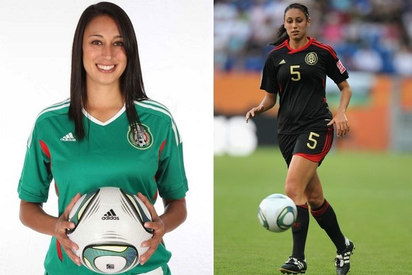 Top 10 Beautiful Female Soccer Players - Bóng Đá