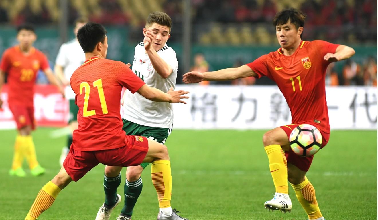 Xứ Wales Trung Quốc - Bóng Đá