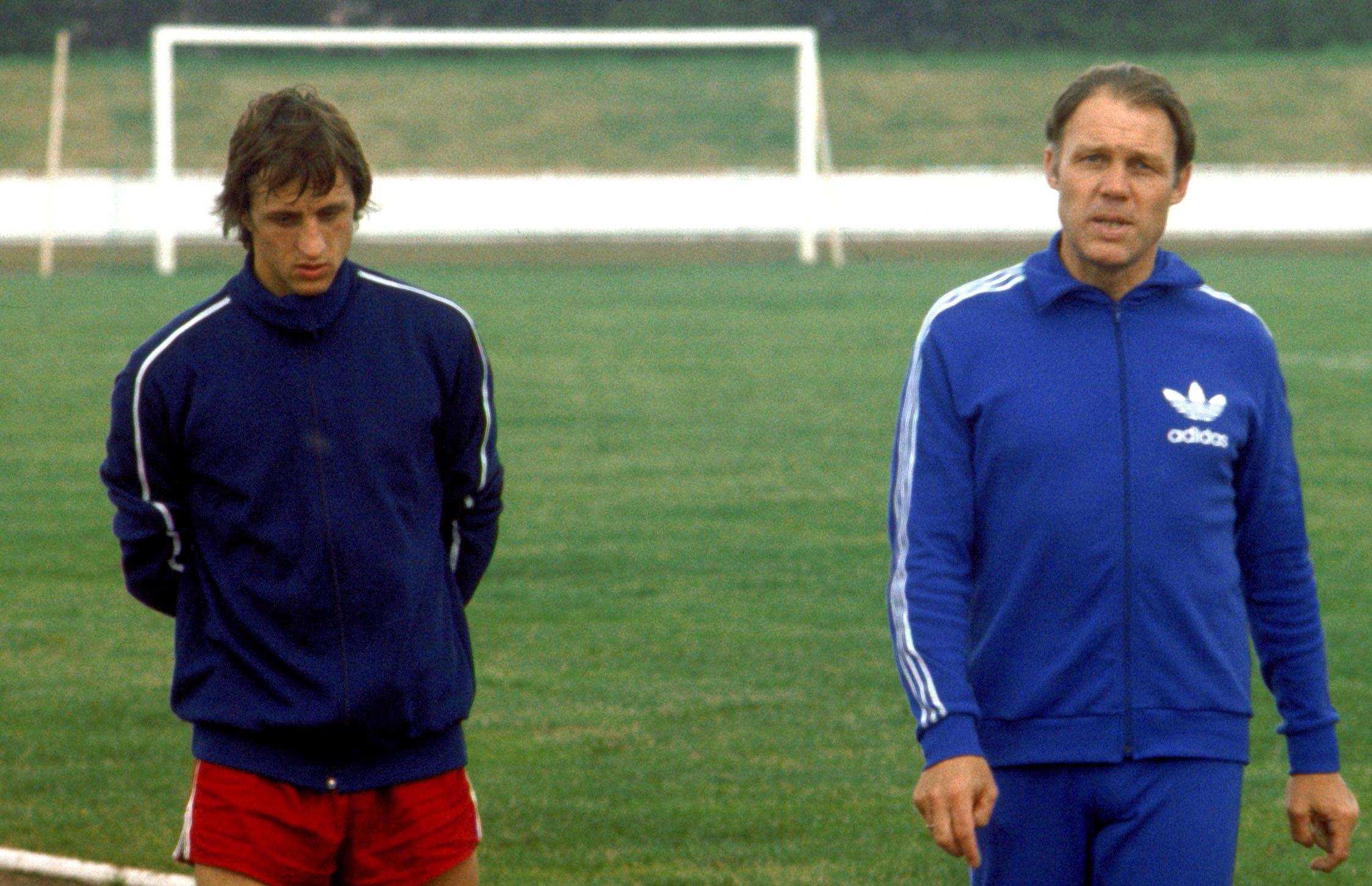 Ảnh Johan Cruyff - Bóng Đá