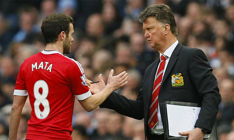 Mata: Van Gaal was a great human being - Bóng Đá