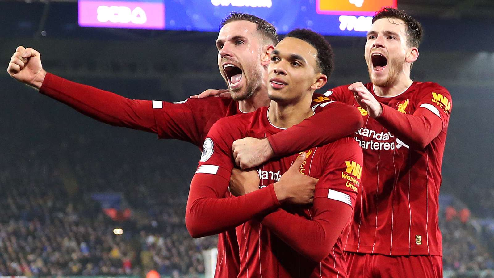 'Scary to think Alexander-Arnold is only 21!' – Potential & power of Liverpool's defence excites Johnson - Bóng Đá