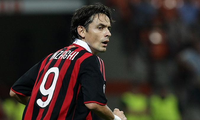 Inzaghi: 'Milan 9 not cursed' - Bóng Đá