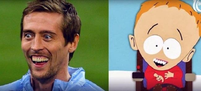 real-life footballers who look like cartoon characters - Bóng Đá
