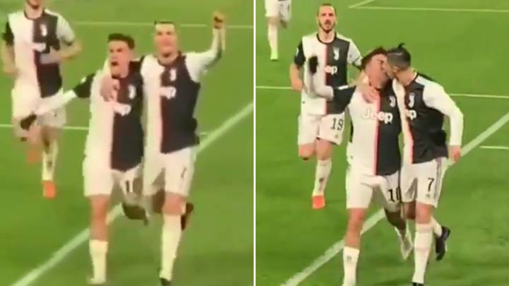 Cristiano and Dybala join the list: the most remembered kisses in the world of football - Bóng Đá