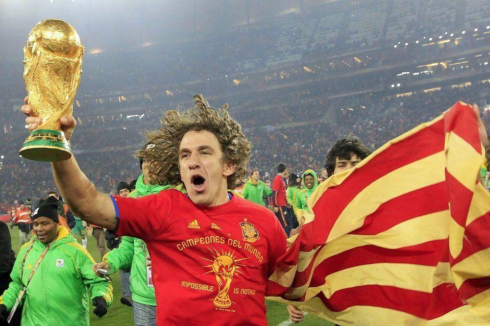 Barcelona World Cup 2010 - Bóng Đá