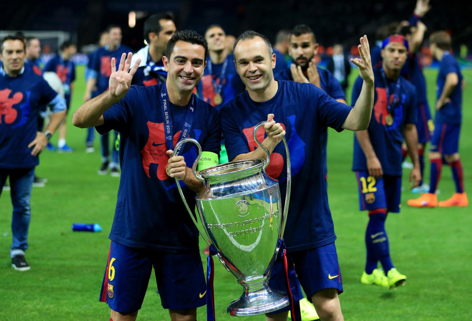 Xavi Hernandez says Barcelona haven't had Real Madrid's luck in the Champions League - Bóng Đá