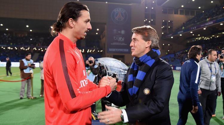 Mancini: 'Zlatan on Messi and CR7 level' - Bóng Đá