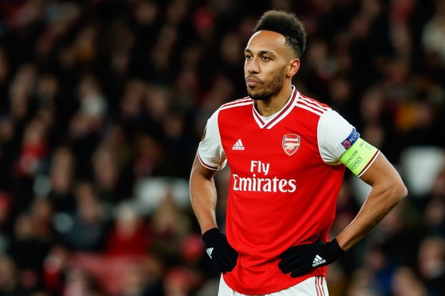 'If Man Utd offer £100m, Arsenal must sell Aubameyang' - £200m needed to rebuild Gunners, says Nicholas - Bóng Đá