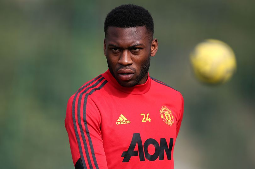 Timothy Fosu-Mensah sets himself Manchester United challenge - Bóng Đá