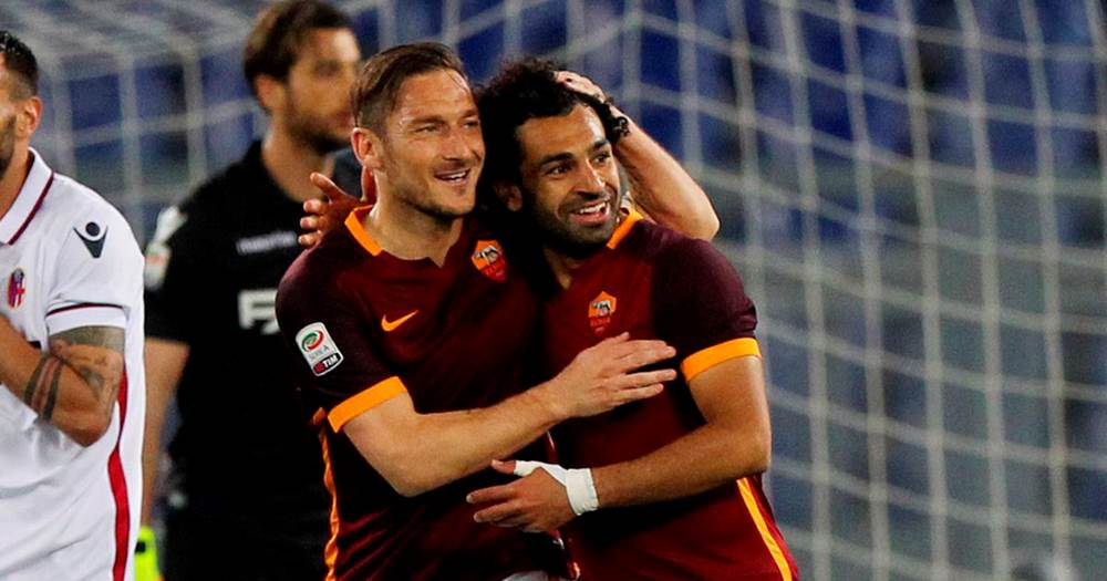 Totti: 'There is a super player that Roma sold because ...' - Bóng Đá