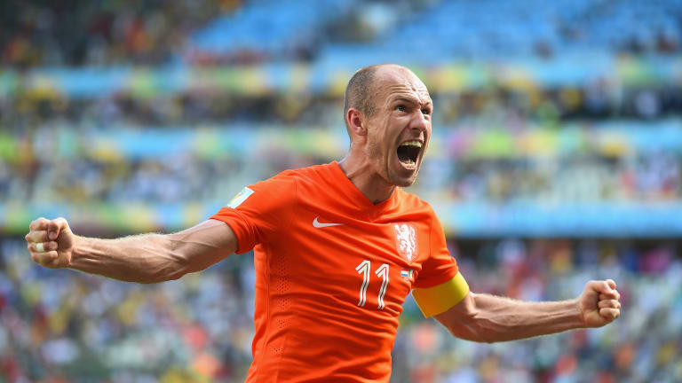 Robben can follow in Seedorf's footsteps: 'I think he's a great player' - Bóng Đá
