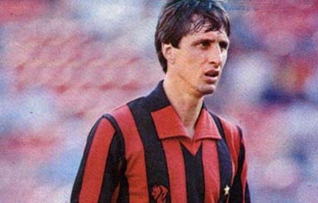 Johan Cruyff và 2 thất bại trước AC Milan - Bóng Đá