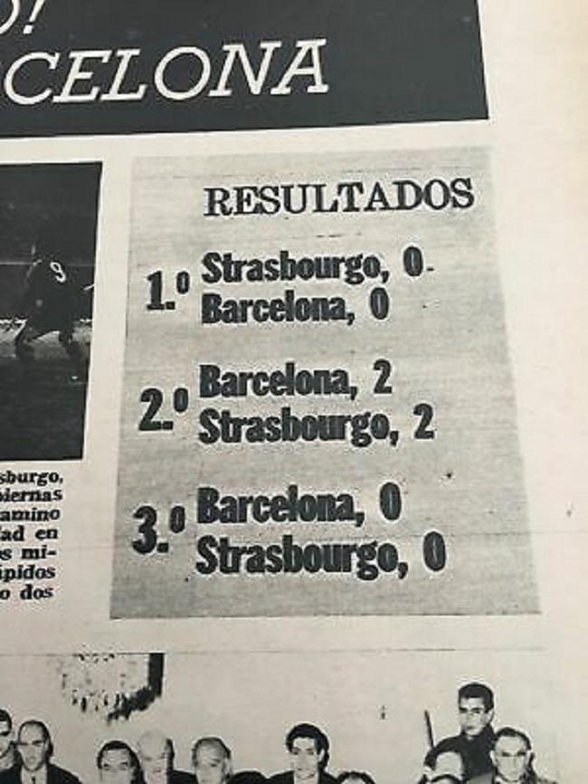 Những đội Barca chưa từng thắng - Bóng Đá