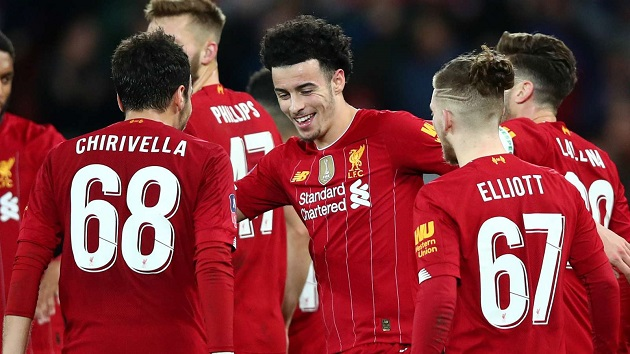 'I love not seeing Liverpool academy players again - that means they're excelling' – McManaman - Bóng Đá
