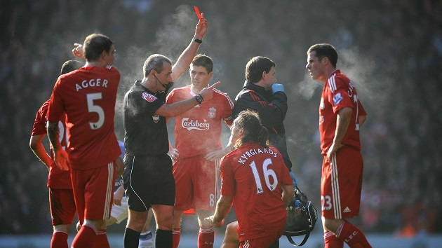 'Impossible to overstate how good Gerrard was', says ex-Liverpool defender Kyrgiakos - Bóng Đá