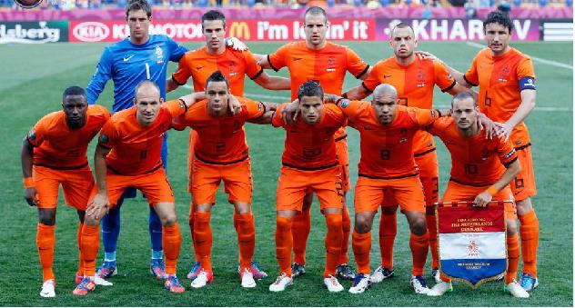 Đội tuyển Hà Lan và thảm họa EURO 2012 - Bóng Đá