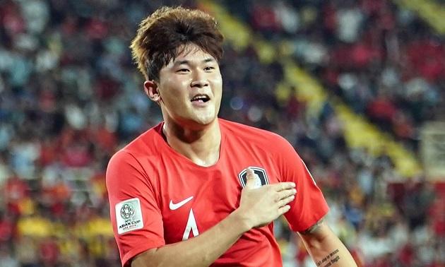 Nc247info tổng hợp: Van Dijk Hàn Quốc' được ông lớn Ý săn đón