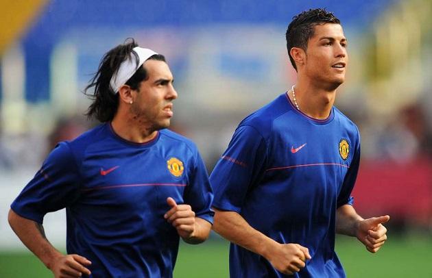 Nc247info tổng hợp: Ronaldo, Messi có tên trong đội hình đồng đội xuất sắc nhất của Tevez