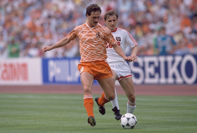 Where are they now? Netherlands triumphant Euro 88 squad - Bóng Đá