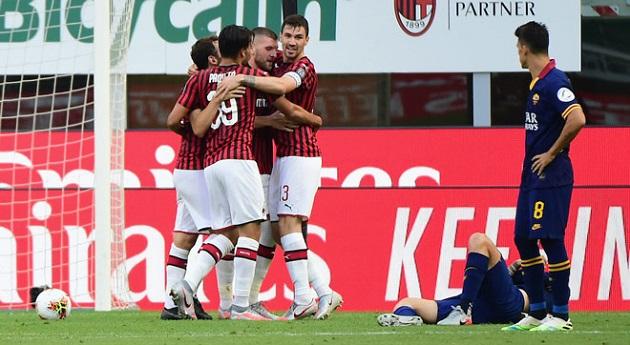 Pioli: 'At last Milan beat a big club' - Bóng Đá