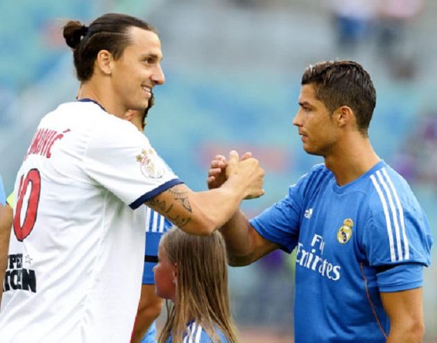 Nc247info tổng hợp: Zlatan và Ronaldo, ai sẽ quyết định đại chiến Milan - Juve?