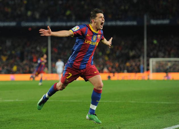 Barcelona forwards since 2000 ranked by their goal-per-game ratio (10th-1st) - Bóng Đá