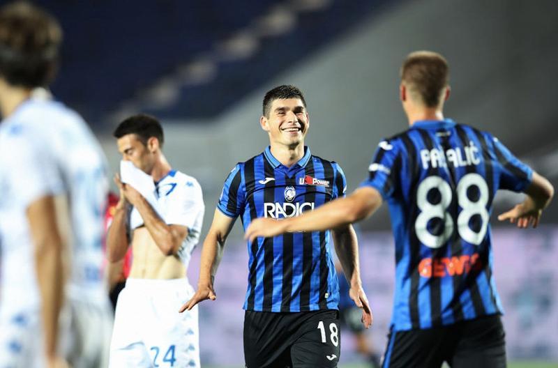 Atalanta bàn thắng - Bóng Đá