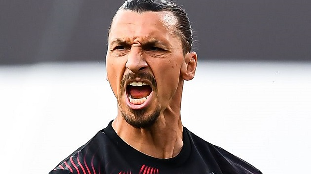 Ibrahimovic: 'I'm like Benjamin Button!' - Bóng Đá