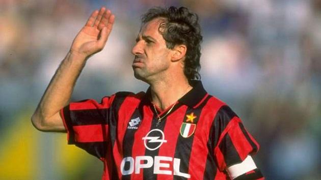 Milan great Baresi gives his picks for the world's best defenders - Bóng Đá