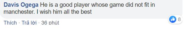 fan react Sanchez - Bóng Đá