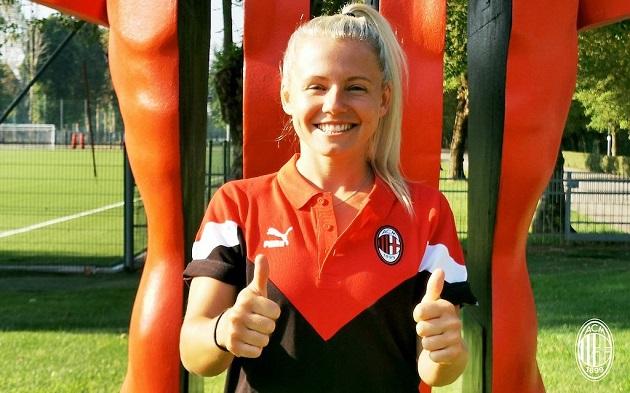 West Ham United's Julia Simic departs for AC Milan - Bóng Đá