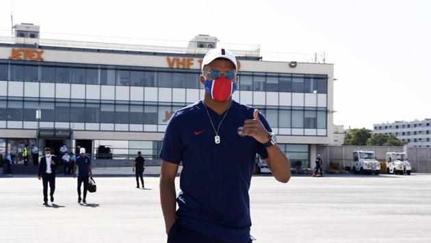 Mbappe resumes PSG training - Bóng Đá