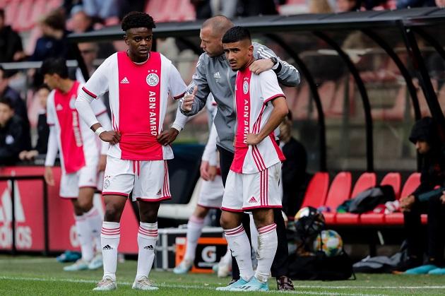 10 cầu thủ xuất sắc nhất học viện Ajax cho các ông lớn 'xem giò' - Bóng Đá