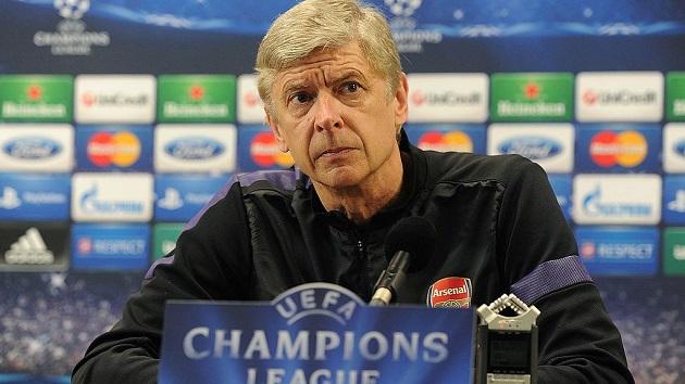 Wenger puts himself forward to be Netherlands boss - Bóng Đá