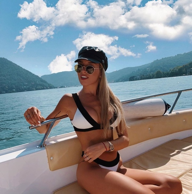 Lautaro at the top with Inter, will be dad: thanks to his beautiful Agustina PHOTO - Bóng Đá