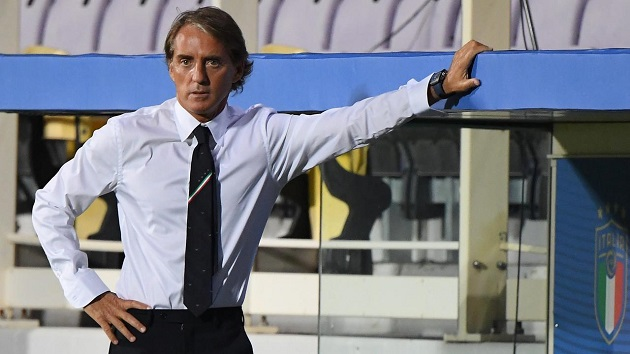 Mancini: 'Chiellini mistake was my fault...' - Bóng Đá