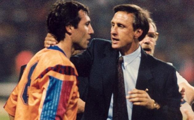 Johan Cruyff's 20 students of the game - Bóng Đá