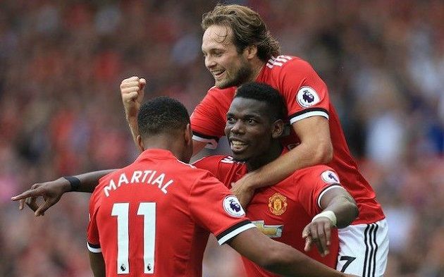 'Pogba is a very nice guy, he makes you feel right at home' - Bóng Đá