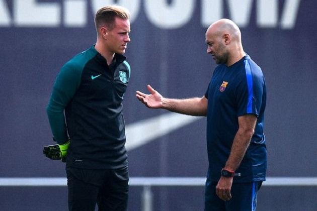 'Club management Barcelona does not listen to Koeman, but to Ter Stegen, José Ramón de la Fuente' - Bóng Đá