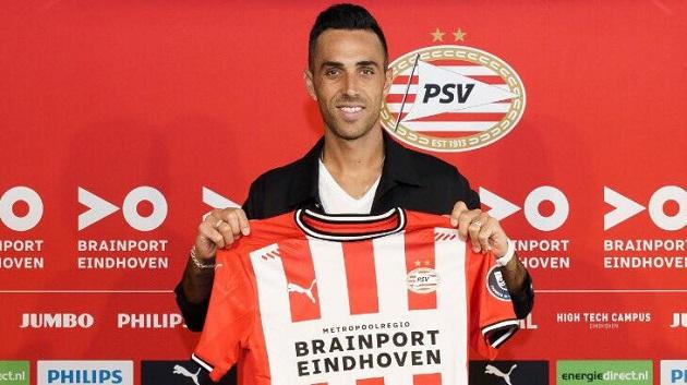Eran Zahavi PSV - Bóng Đá