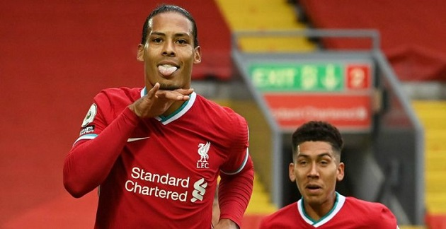 Van Dijk: 'Not about caring, reactions from people who have never achieved anything' - Bóng Đá