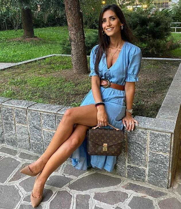 Ảnh Jessica Tozzi - Bóng Đá