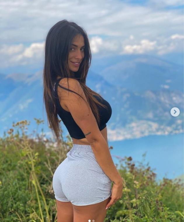 Alessia Messina, Mario Balotelli's new girlfriend - Bóng Đá
