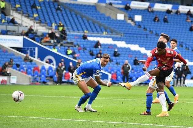 TRỰC TIẾP Brighton 1-2 Man United [H2]: Rashford nâng tỷ số cho Quỷ đỏ - Bóng Đá
