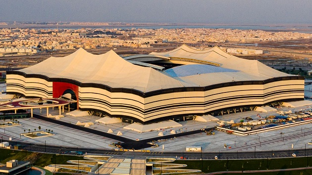 Qatar 2022 World Cup: Gianni Infantino impressed by progress of preparations - Bóng Đá