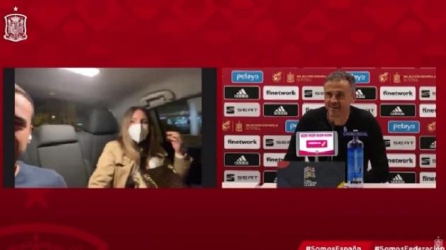 Nc247info tổng hợp:  Luis Enrique hào hứng