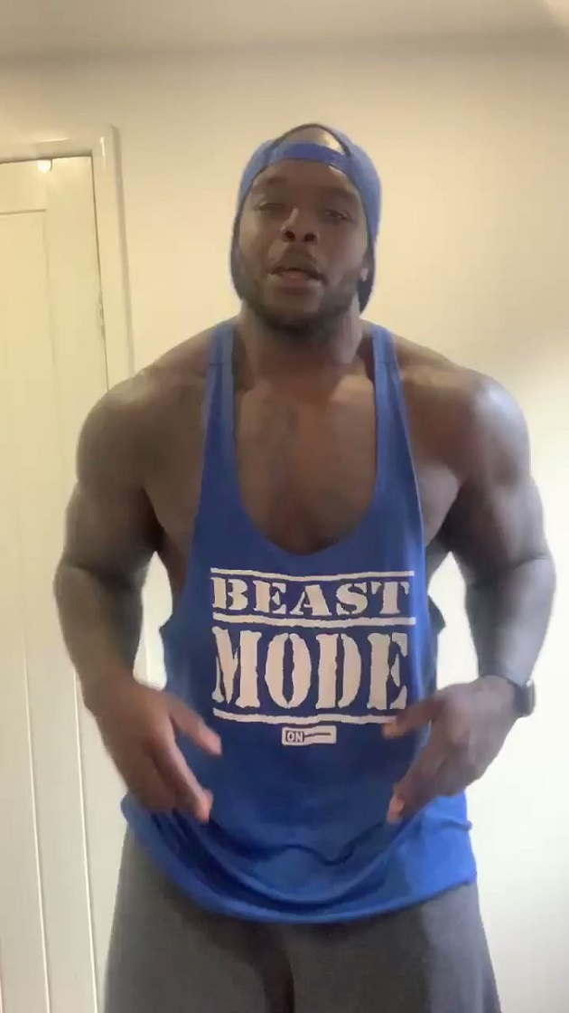 From football to WWE: Akinfenwa bomber deals with Vince McMahon - Bóng Đá