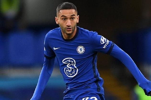 Ziyech delighted after making Chelsea debut - Bóng Đá