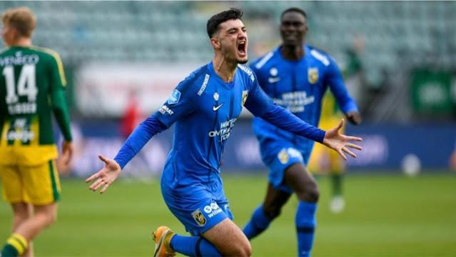 Armando Broja Vitesse - Bóng Đá