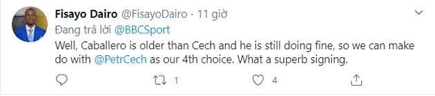 fan react petr cech - Bóng Đá
